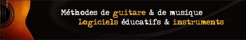 Apprenez la guitare et la musique à votre rythme