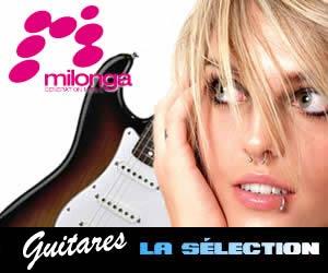 Milonga Music | Boutique en ligne d'instruments de musique