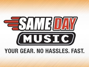 SameDayMusic - Guaranteed same day shipment or $100 cash back on most products.