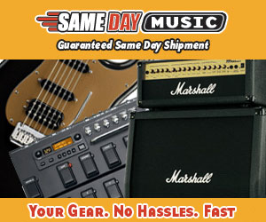 SameDayMusic.com - More than 240,000 instruments and accessories in stock