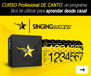 Singing Success de Brett Manning - Método de canto de Brett Manning en 12 CD Audio + 1 DVD