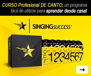 Singing Success de Brett Manning - Método de canto de Brett Manning en 12 CD Audio + 1 DVD