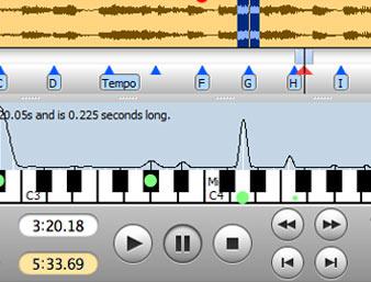 Transcribe! - El Software para transcribir la música