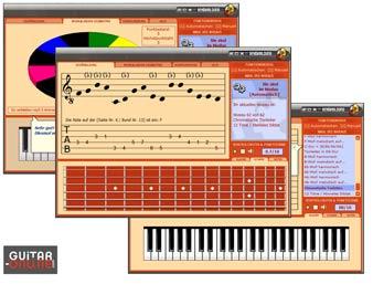 Logiciel de dictée et mémoire musicale pour développer l'oreille absolue et la mémoire auditive