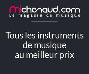 Michenaud - Instruments de musique, matériel pour DJ et sonorisation