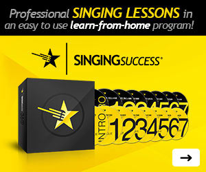 Singing Success de Brett Manning - Programme d'Apprentissage Complet en 12 CD Audio