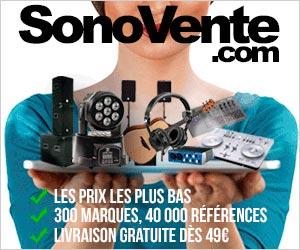SonoVente.com : sonorisation et instruments de musique