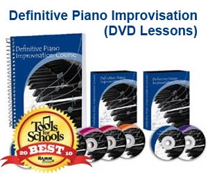 Piano Course by Yoke Wong | 6 DVD, 2 Audio CD and one 142 pages binder