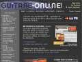 MAO : Guitare-Online : cours et logiciels pour apprendre