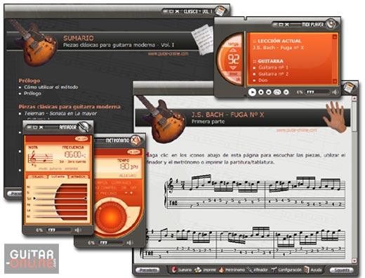 Piezas Clasicas para Guitarra - Vol 1