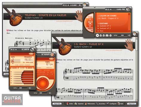 Pieces Classiques pour Guitare Vol I screenshot