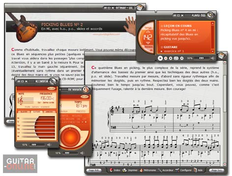 Methode de guitare - Vol III screenshot